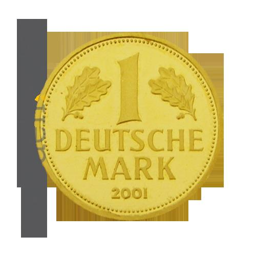 1 Deutsche Mark Vorderseite
