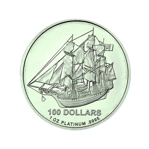Cook Islands 1 oz