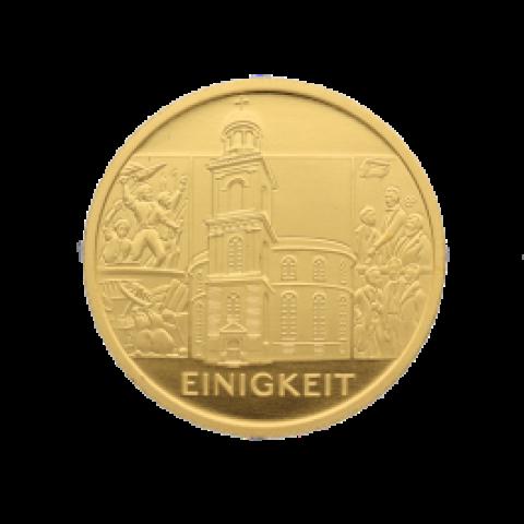 100 Euro Einigkeit Vorderseite