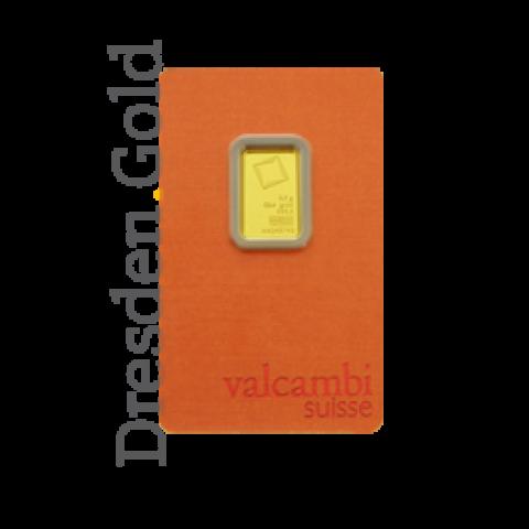 Goldbarren 2,5 g