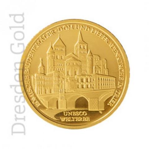 100 Euro Münzen Aus Feingold