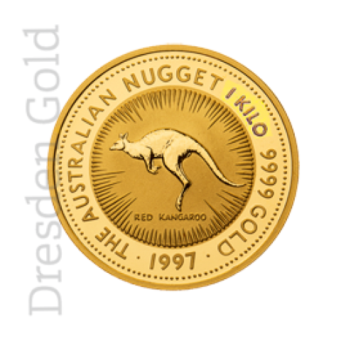 Känguru Nugget 1 kg
