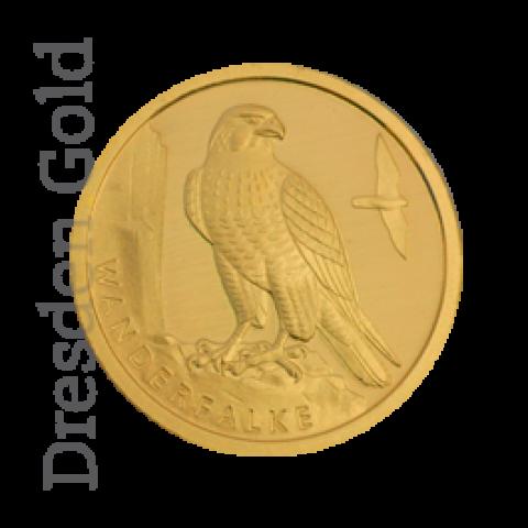 20 Euro Wanderfalke