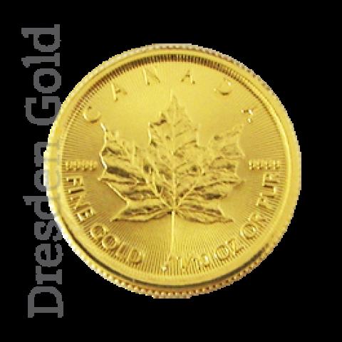 Maple Leaf 1/10 oz