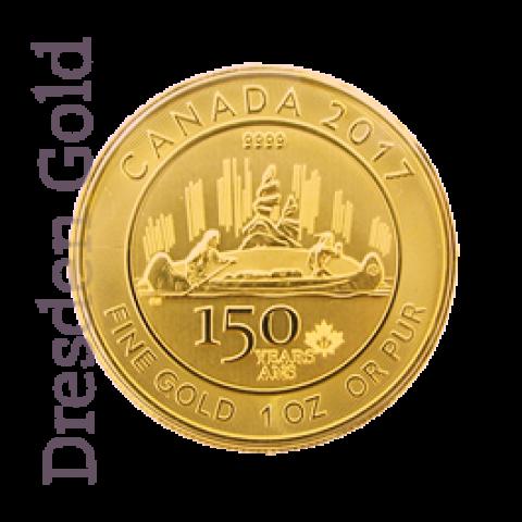 150 Jahre Kanada - Voyageur