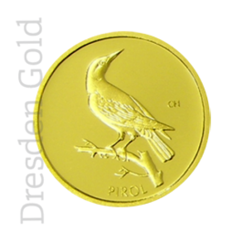 Heimische Singvögel - Pirol