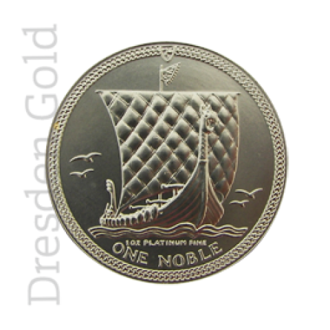 Isle of Man Noble 1 oz