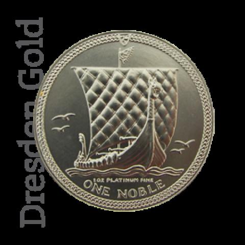 Isle of Man Noble 1 oz