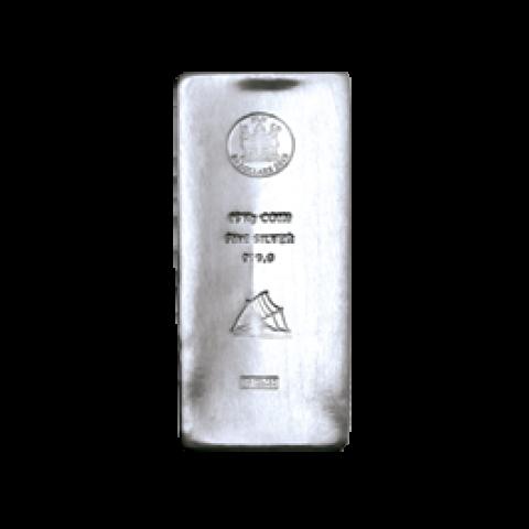 Fiji-Silber-Münzbarren 15 kg