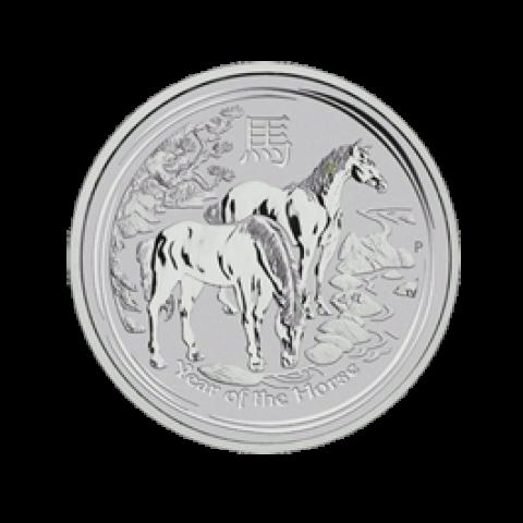Lunar II Pferd 2 oz
