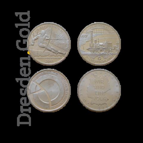 Silbermünzen 10 Euro