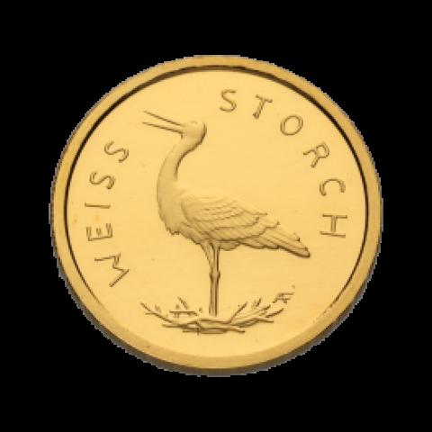 20 Euro Weißstorch