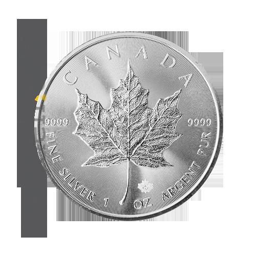 Maple Leaf 1 oz obverse