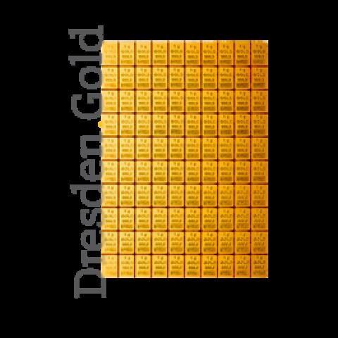 CombiBar 100 g gold