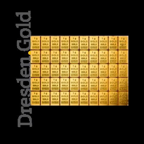 CombiBar 50 g gold