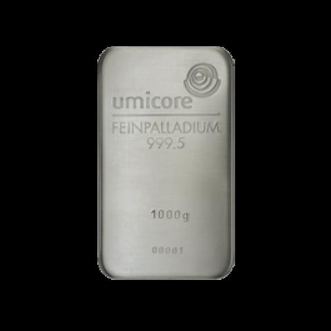 Palladium bar 1 kg