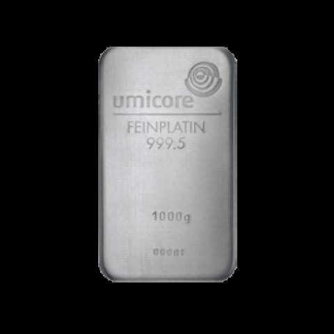 Platinum bar 100 g