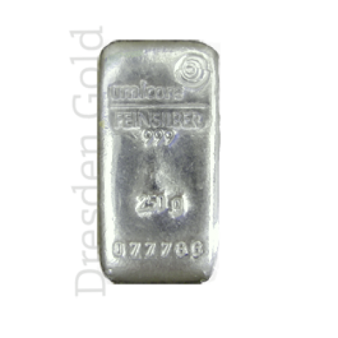 Silver Bar 250 g