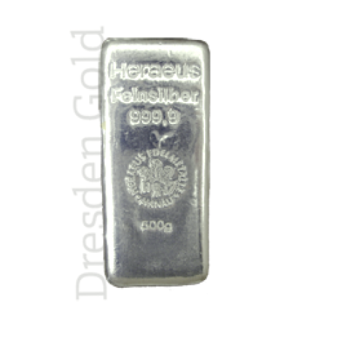 Silver Bar 500 g