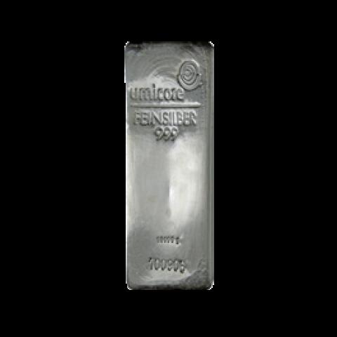 Silver bar 15 kg