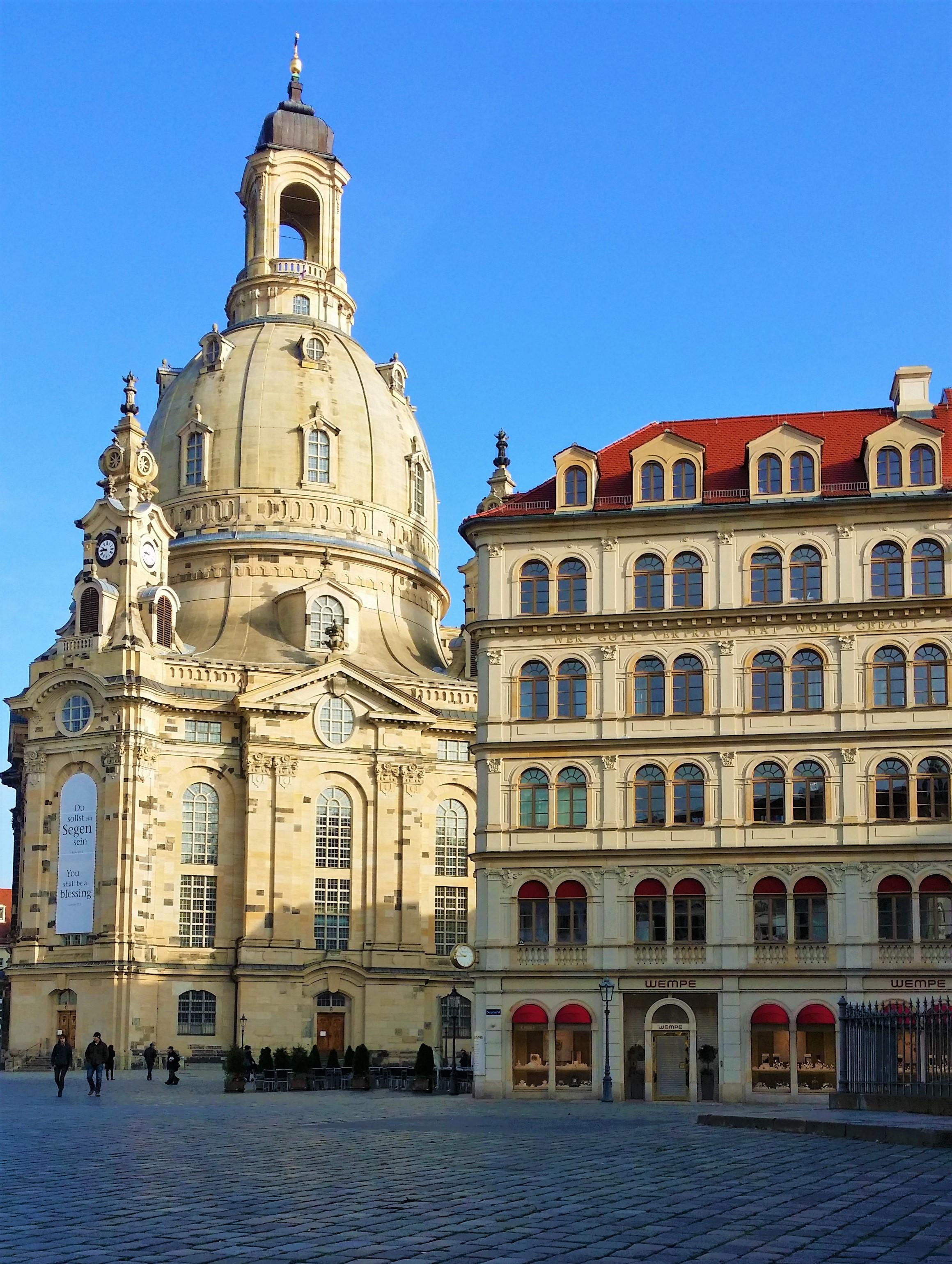 Eckhaus An der Frauenkirche 20
